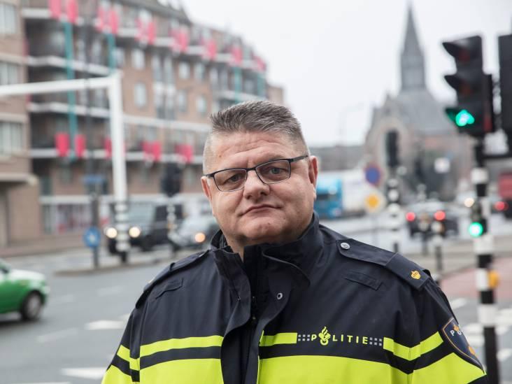 Twee jaar cel en TBS voor man die agent in Helmond neerstak
