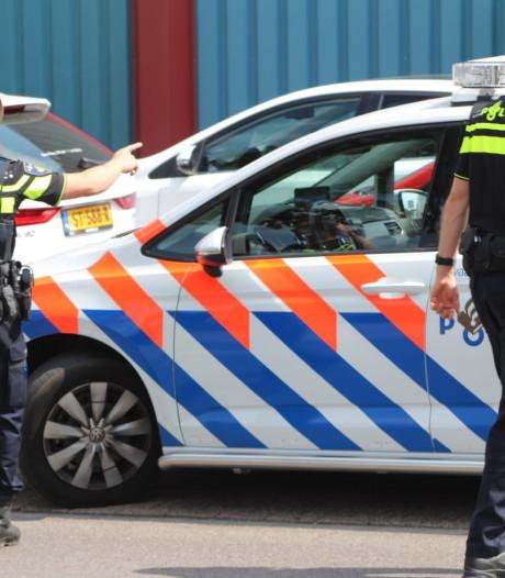 Klappen bij verkeersruzie in Apeldoorn