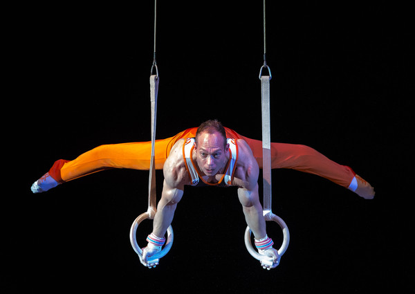 Yuri van Gelder, wereldturner met een rafelrandje.