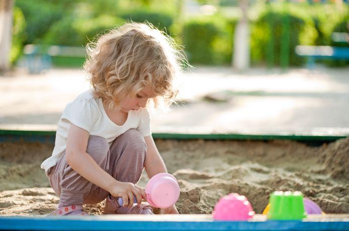 Foto ter illustratie, dit is niet het kind uit dit artikel.