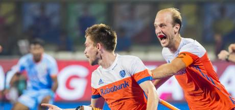 Hockeyers kloppen gastland India in zinderende kwartfinale