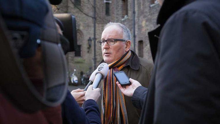 Minister Frans Timmermans van Buitenlande Zaken. Beeld anp