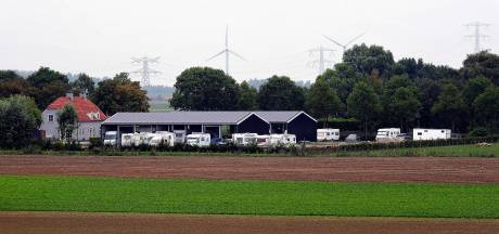 GBWP wil toch debat over illegale caravanstalling van Bergs VVD-raadslid Govers
