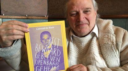 Stadsdichter Coenraed de Waele brengt bundel uit met zijn 100 beste gedichten