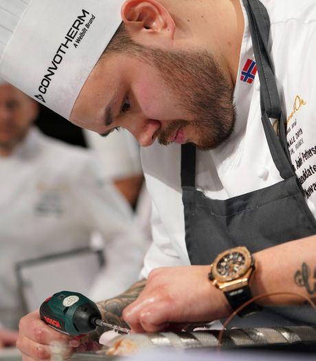 """Un chef norvégien remporte la """"coupe du monde"""" de la gastronomie pour la deuxième fois d'affilée"""