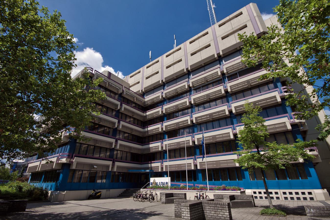 Politiebureau Eindhoven.