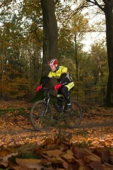 Bergherbos wordt veiliger door aanpassen mountainbike-route