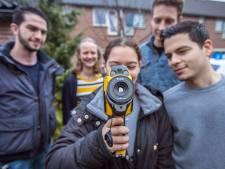 Studenten helpen bewoners in Tanthof om hun huis beter te isoleren én te bezuinigen
