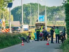 Twee personen gewond bij verkeersongeluk in Odijk
