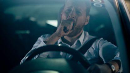 Nieuwe techniek moet slapende bestuurder veilig naar de berm leiden