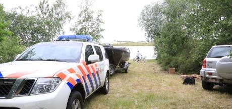 Politie zoekt auto bij nieuwe zoekactie naar verdwenen vrienden op water in Liessel