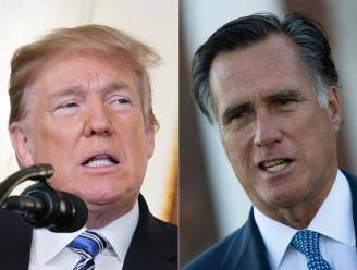 """""""Trump verdeelt de natie en zaait woede"""": Mitt Romney bekritiseert openlijk het beleid van de president"""