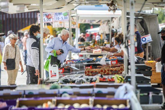 Vanaf donderdag is er weer markt in Oostkamp.