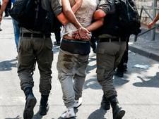 Palestijnen verbreken contact met Israël na strenge veiligheidsmaatregelen