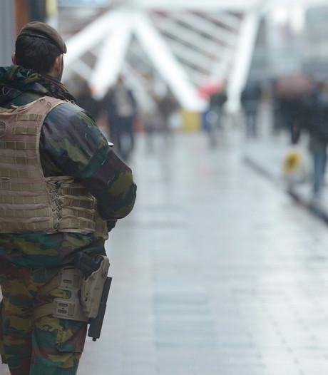 'Opgepakte terreurverdachten waren ook in Brussel'