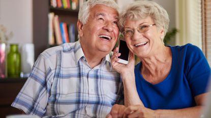 Ook senioren vragen nu volbloed smartphones