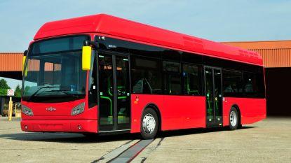 Van Hool bouwt veertig waterstofbussen voor Duitsland