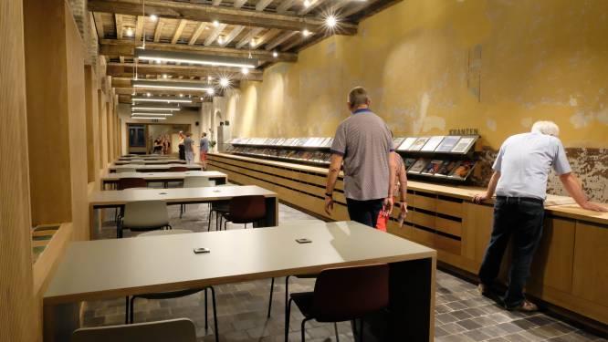 Villa van Volsem wordt belevingsbibliotheek: Hallenaren dromen al van leestuin met ligweide en voetbadje aan fontein