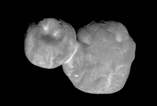 Ultima Thule is de verst verwijderde asteroïde die ooit door de mens van nabij is bestudeerd.
