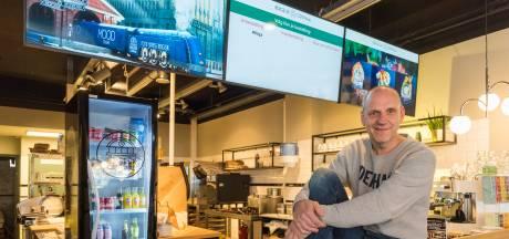 Broodjeszaak Bergeijk Centraal pop-up afhaalpunt voor sushi van Mood