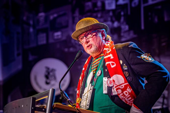17-02-2020 - Roosendaal - Foto: Pix4Profs/Peter Braakmann - Gouden Bolhoed dit jaar naar Ruud van Osta