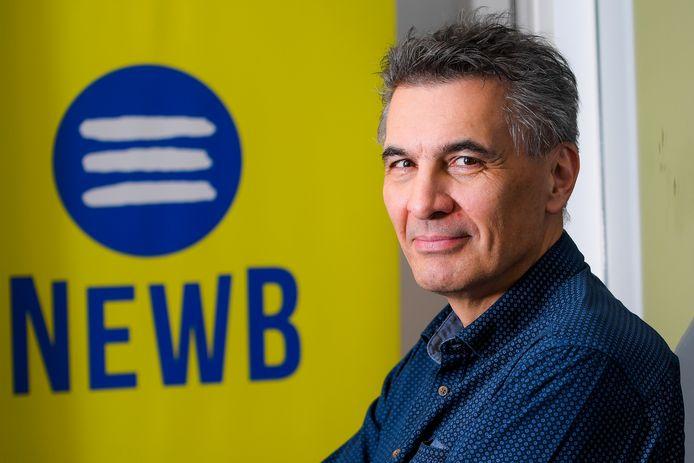 NewB-bestuurder Koen De Vidts.