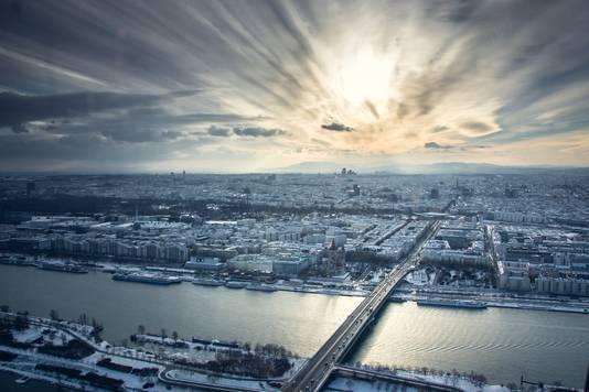 Panorama Wenen