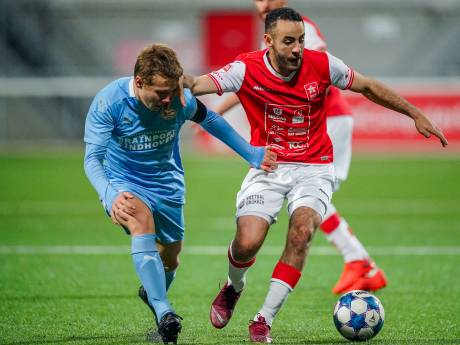 Samenvatting   MVV - Jong PSV