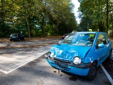 Ongeval op kruising Heikantlaan met Quirijnstoklaan in Tilburg; vrouw lichtgewond