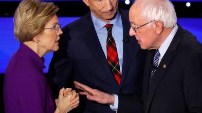 Bekvechtende Democraten maken van Trump lachende derde
