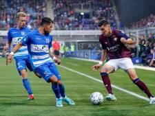 LIVE | Stug PEC Zwolle houdt revelatie Willem II voor rust van zich af