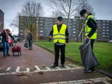 Zwerfafvalrapers Arnhem moeten nog heel even wachten op gratis pas