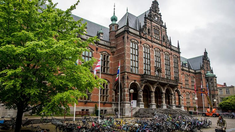 Rijksuniversiteit Groningen. Beeld ANP