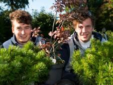 Twee jonge hoveniers gaan hun groene vingers tonen op het EK