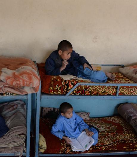 Fatima, een meisje van 3 dat bij min 10 was achtergelaten in de hoop dat ze het niet zou overleven