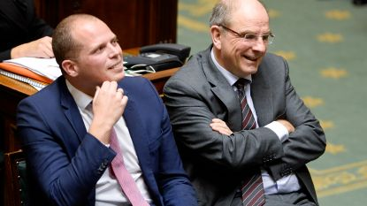 Koen Geens neemt het bij provincieraadsverkiezingen op tegen Theo Francken
