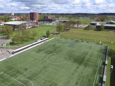 Voetbalclubs op Diekman in Enschede willen door op één plek