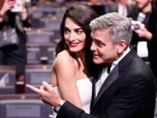 Prins Charles en Amal Clooney slaan handen ineen