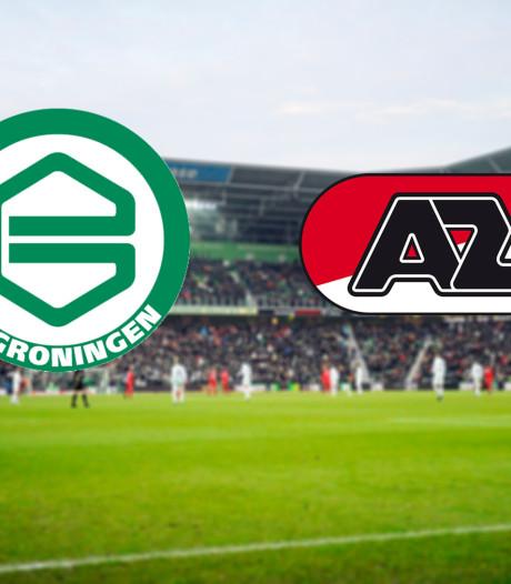 FC Groningen - AZ