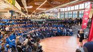 Bedrijf uit Lot houdt aula van grootste voedselpark ter wereld droog