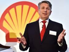 Opmerkelijk: Shell-baas Van Beurden neemt elektrische auto