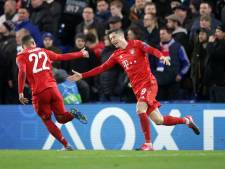 Chelsea wordt vernederd door dodelijk Bayern-duo