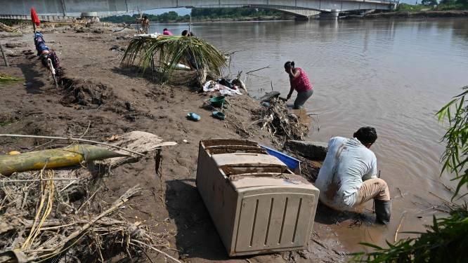 Orkaan Iota opgeschaald naar hoogste categorie voor aan land te gaan in Centraal-Amerika