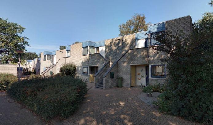 De 24 appartementen aan de Herenslagen in Steenwijk.