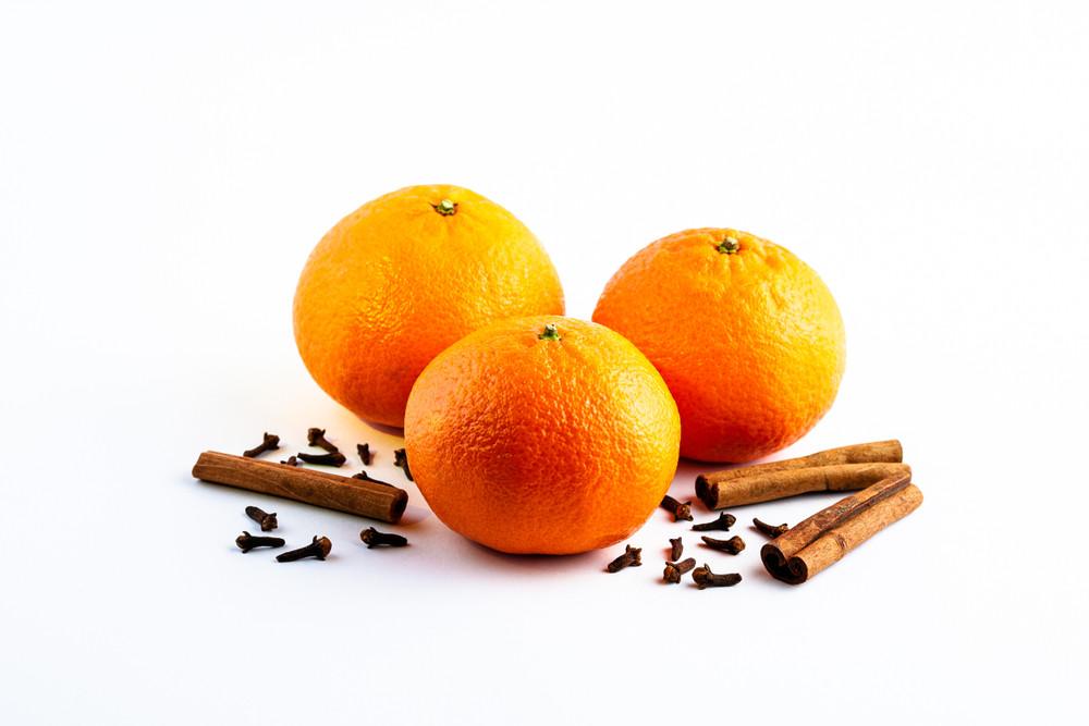 Sinaasappel met kruidnagel, een beproefd recept.