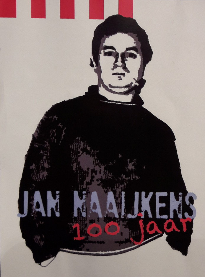 Jan Naaijkens 100 jaar