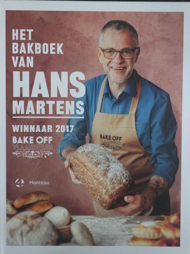 Het bakboek van Hans Martens.