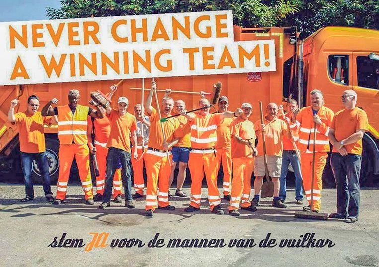In september 2013 volgde zelfs een referendum over de reorganisatie van de stedelijke reinigingsdienst.