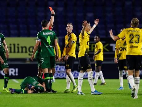 NAC-middenvelder Verschueren twee wedstrijden geschorst