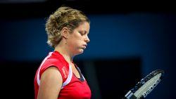 Overzicht: carrière van Clijsters werd geteisterd door blessures